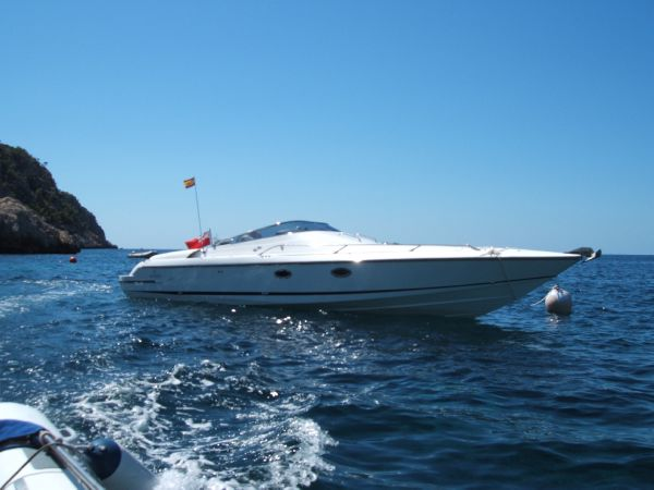 Hunton XRS37 Hunton Powerboats XRS37