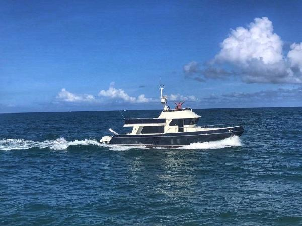 Privateer Custom Trawler 54