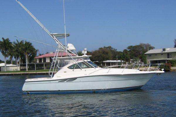 Tiara 3800 Open Profile