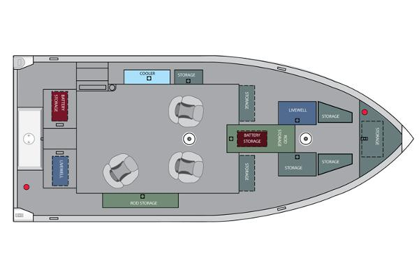 Alumacraft Competitor 185 Tiller