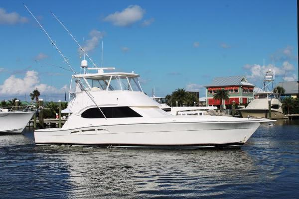 Riviera 51 Open Flybridge Series Kokomo