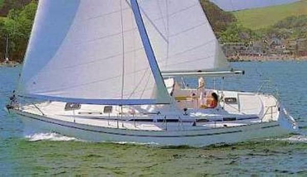 Moody 425 Sister ship