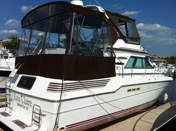 Sea Ray 410 Aft Cabin Katie Claire