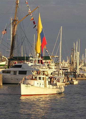 Luders Marine Construction U. S. Army Quartermaster Boat