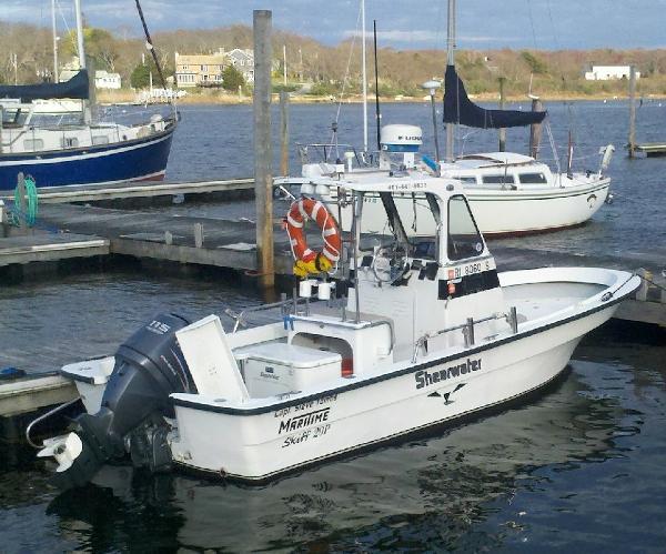 Maritime Skiff 20 Pioneer