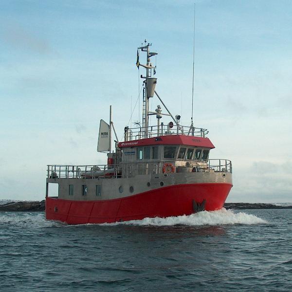 Custom Multipurpose Expedition &Research vessel