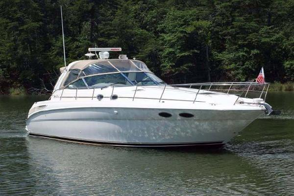 Sea Ray 380 Sundancer Profile (Sistership)