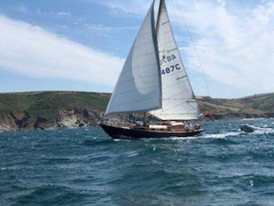 Robert Clark 8m cruiser/racer Robert Clark 8m cruiser/racer