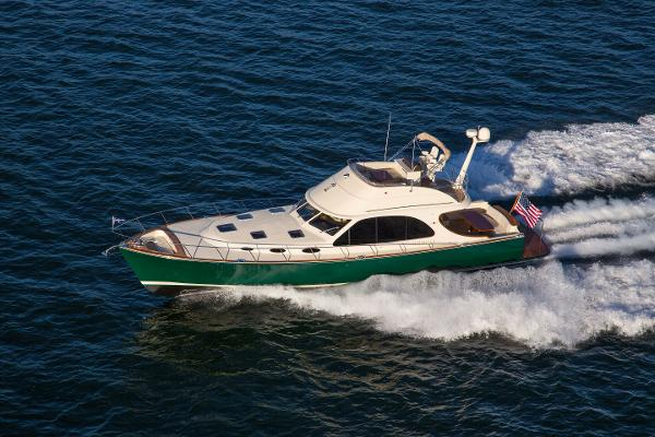 Palm Beach Motor Yacht 55 Fly Bridge