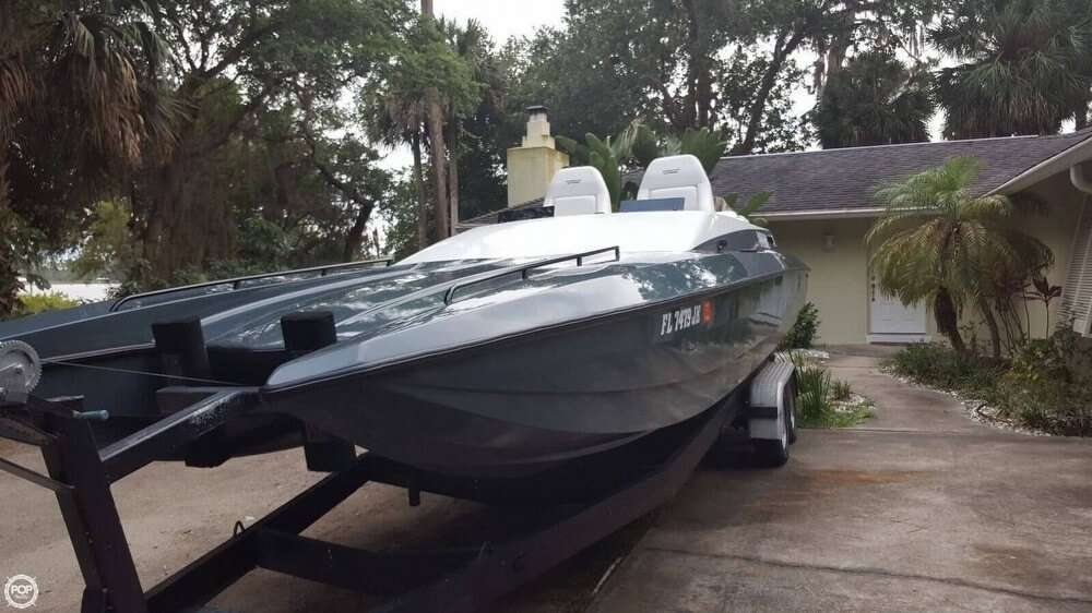 American Offshore Nxs 1995 American Offshore 2600 NSX for sale in New Smyrna Beach, FL
