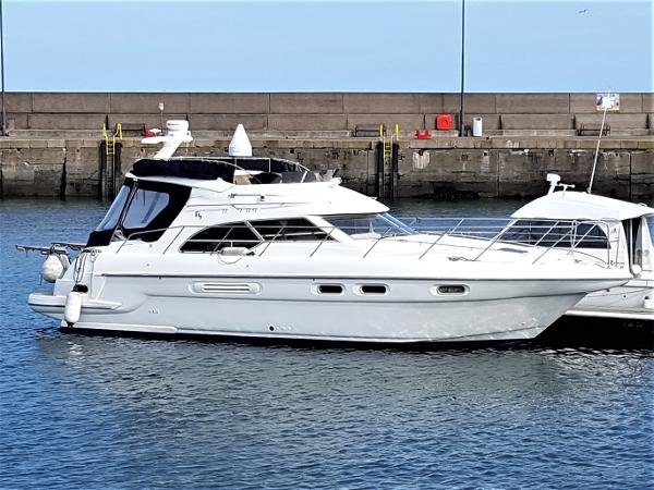 Sealine F43 (410 Statesman) Sealine F43 for sale with B J Marine