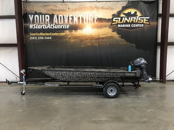 Edge Duck Boats 553 Sportsman