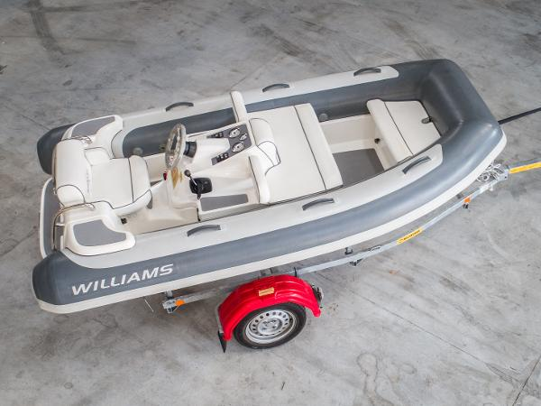 Williams Jet Tenders Turbojet 325 Williams Jet Tender Turbojet 325 For Sale