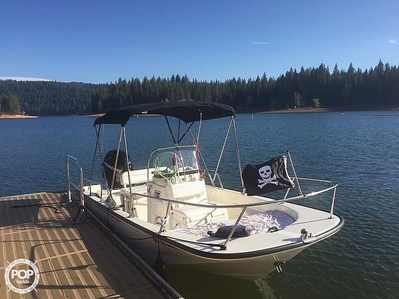 Boston Whaler 17 Montauk 2008 Boston Whaler 17 for sale in Placerville, CA