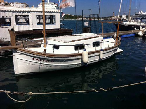Menorquin 36 Sister ship