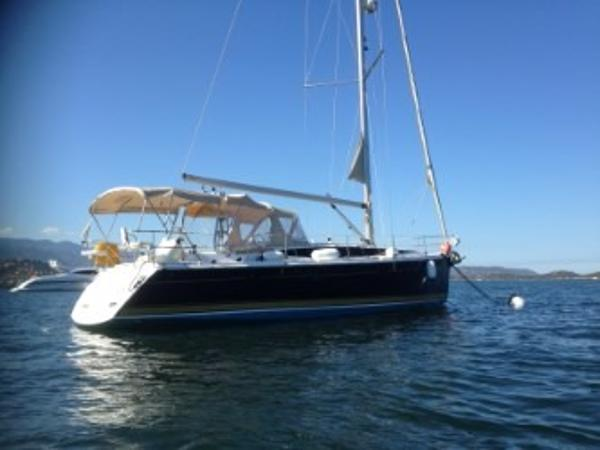 Marlow-Hunter 40