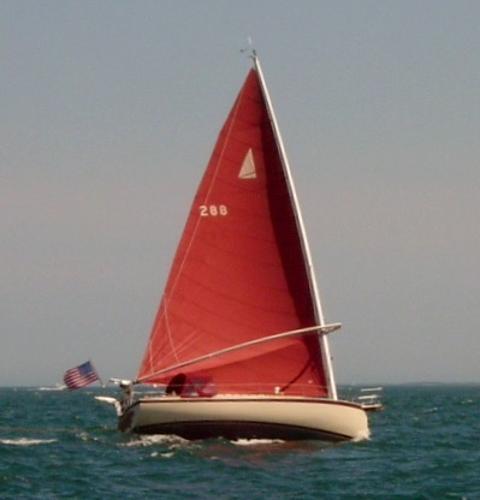 Hinterhoeller Nonsuch 30 To Windward