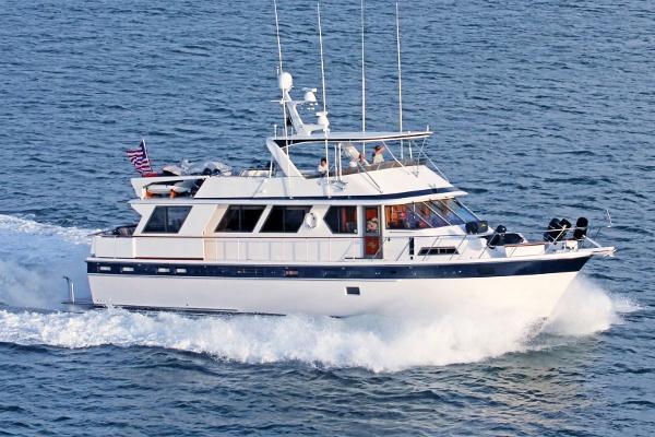 Jefferson 65 Motor Yacht