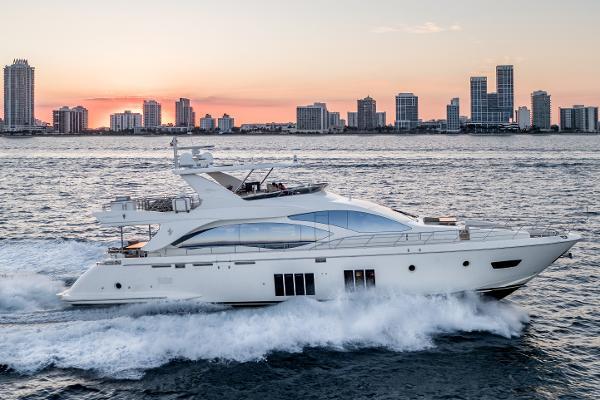 Azimut Motor Yacht Azimut 84 Exterior