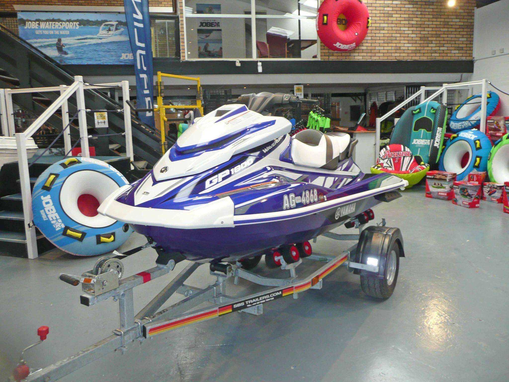 Yamaha Boats GP 1800 Waverunner