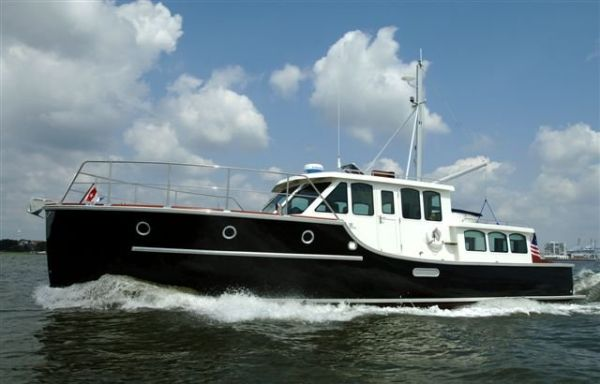 Sterling Yachts Atlantic 43 Photo 1