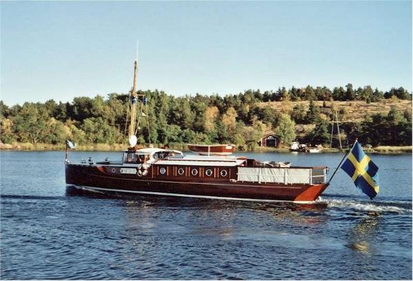 Custom Gustafsson & Andersson Klassische Motoryacht MATCH II Klassische MY msp455511 1