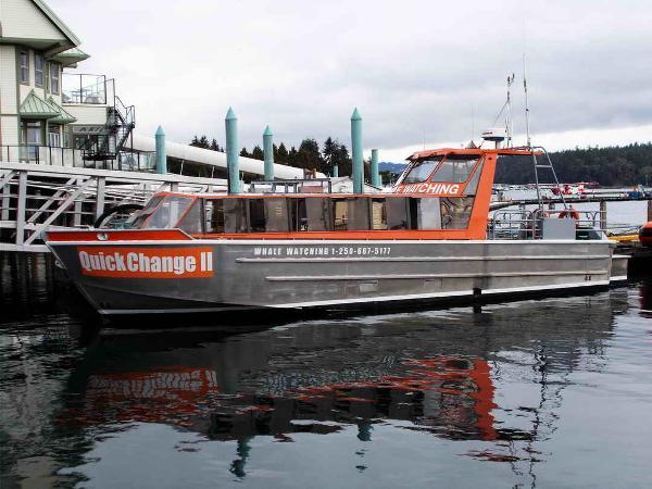Custom Passenger / Crew Boat