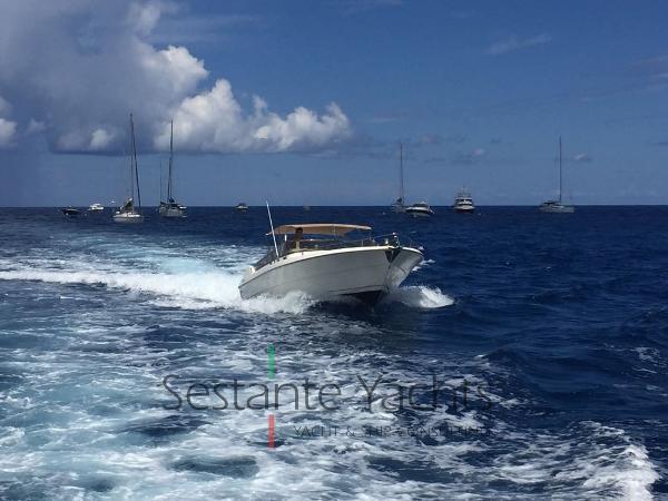 Ilver Duke 31 Ilver 31 Duke Total Refit Motori nuovi Sestante Yachts  (13)