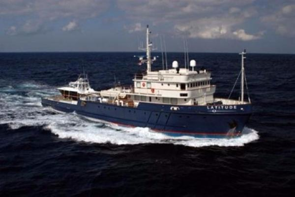 J. Hitzeler Expedition Yacht Latitude