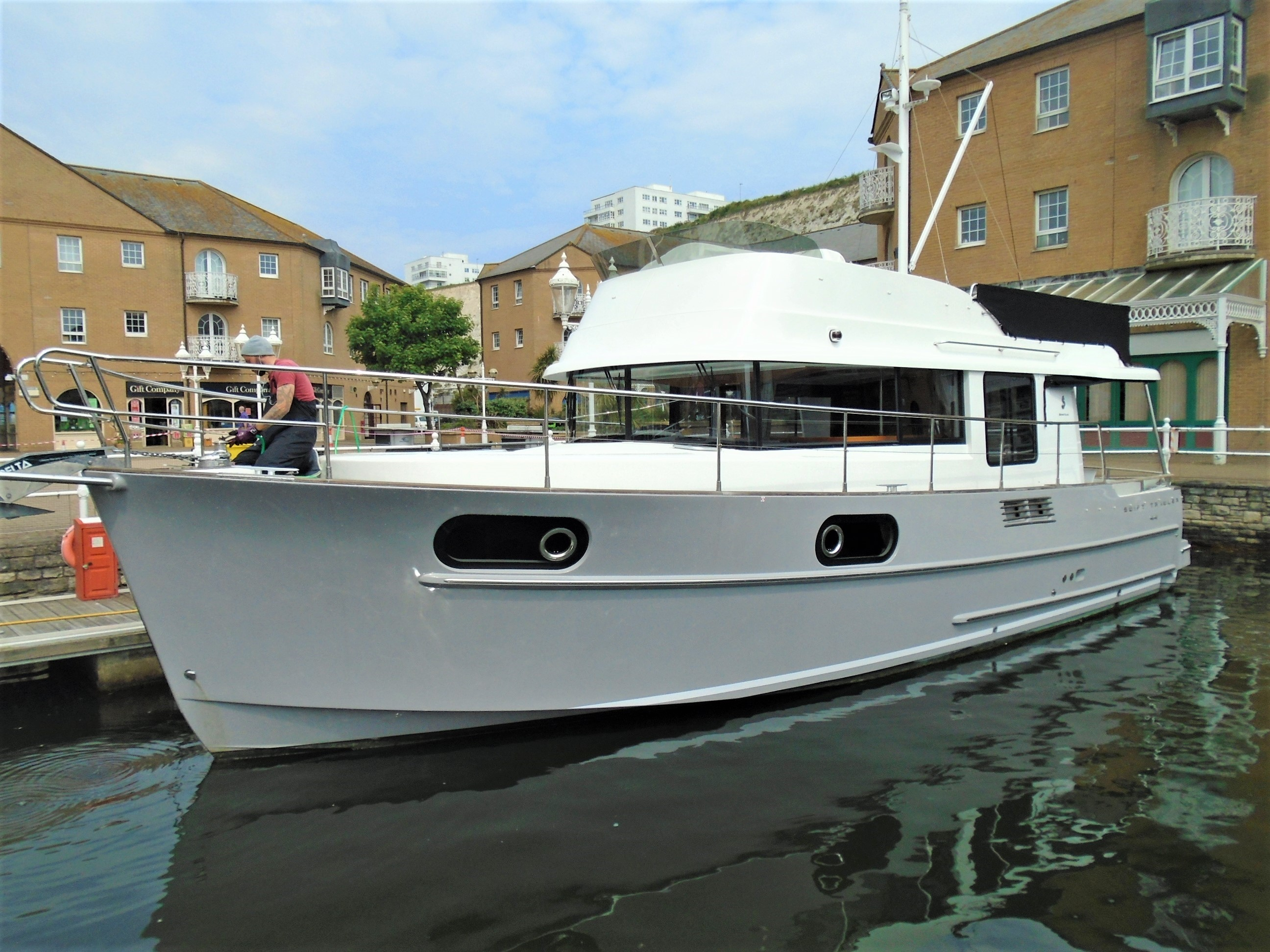 Beneteau Swift Trawler 44 Beneteau Swift Trawler 44 2017
