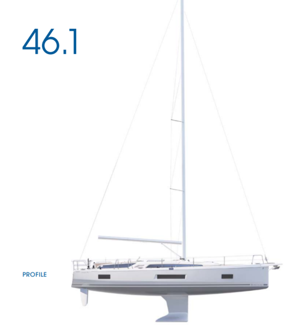 Beneteau Oceanis 46.1 #26