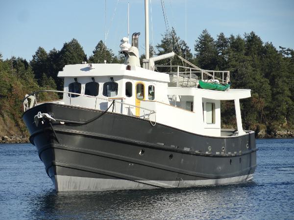 Halmatic GRP Expedition Trawler