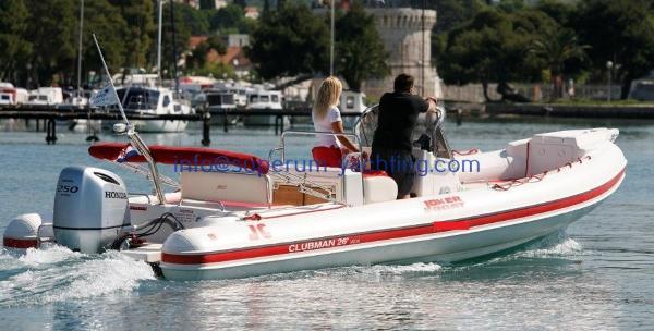 Jokerboat Clubman 26 Special Jokerboat Clubman 26 Special