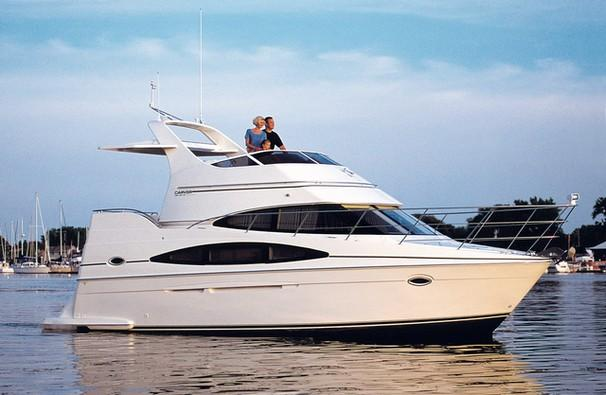Carver 346 Motor Yacht Manufacturer Provided Image: 346 Motor Yacht