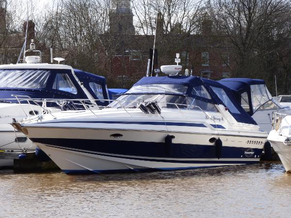 Sunseeker Martinique 36
