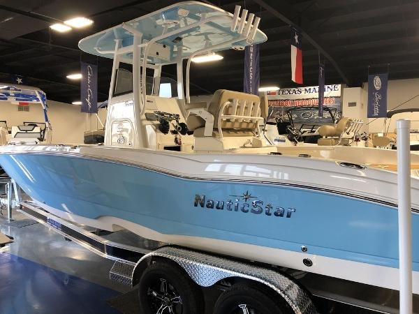 NauticStar 251 HYBRID DLX