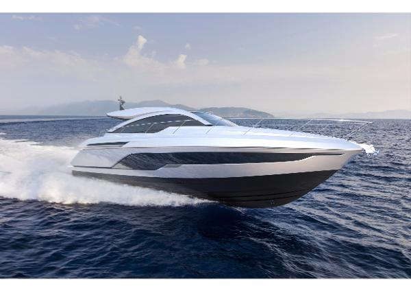 Fairline Targa 43 Manufacturer Provided Image: Fairline Targa 43 Open