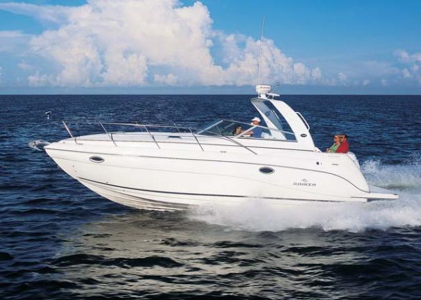 Rinker 320 Express Cruiser Manufacturer Provided Image