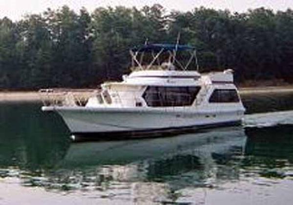 Bluewater 42 Coastal