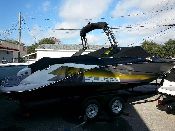 Scarab 255 Impulse Wake HO
