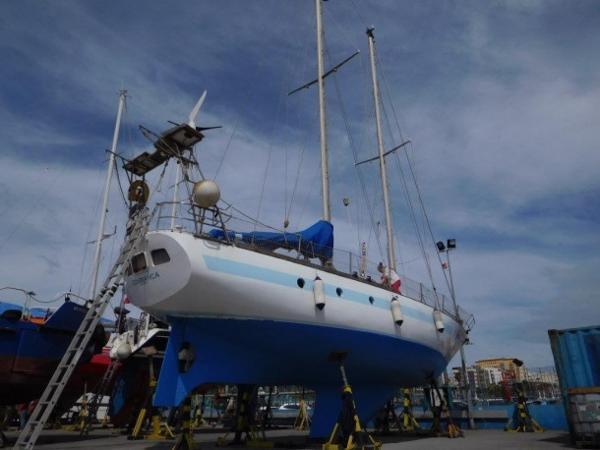 Custom Goletta Oceanica De Biot 16 m
