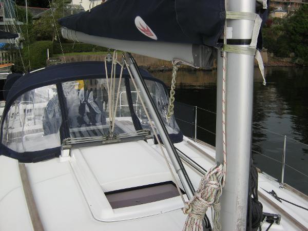 Beneteau Oceanis 37 -  Stack pack