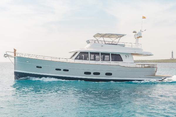 Sasga Yachts Menorquin 68'