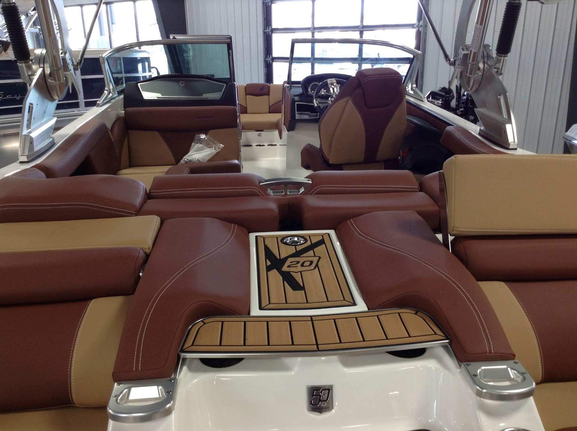 2018 20 Foot MasterCraft X20 For Sale at Captain's Marine in Kalispell Montana Best WakeSurf Boat