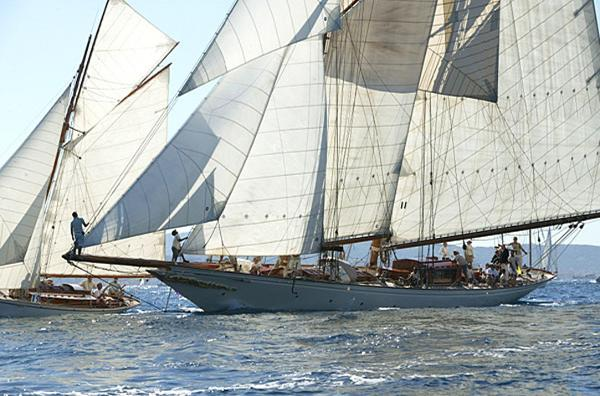 William Fife Junior 126 Classic Schooner