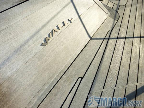 Wally 77