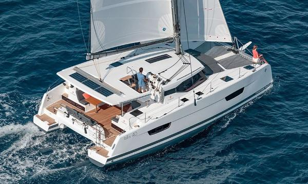 Fountaine Pajot Isla 40 Manufacturer Provided Image
