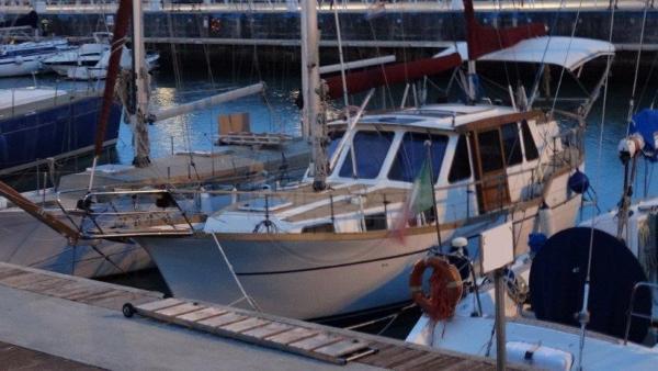 siltala yacht Nauticat 33 SILTALA YACHT - NAUTICAT 33 - interiors