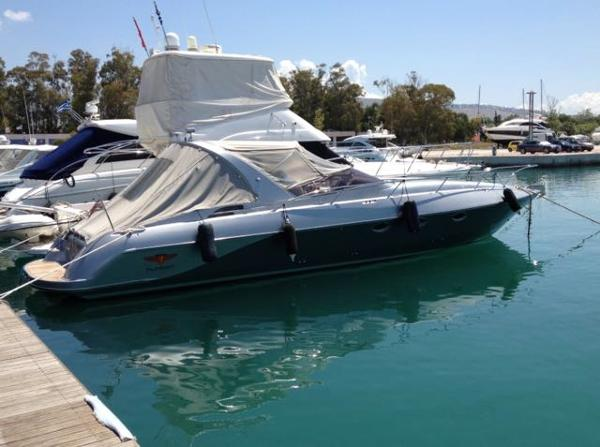 Hunton Gazelle 43