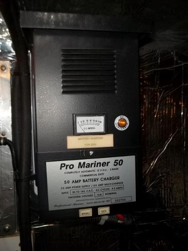 Pro Marine 50amp battery charger